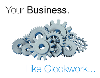 Your Business. Like Clockwork